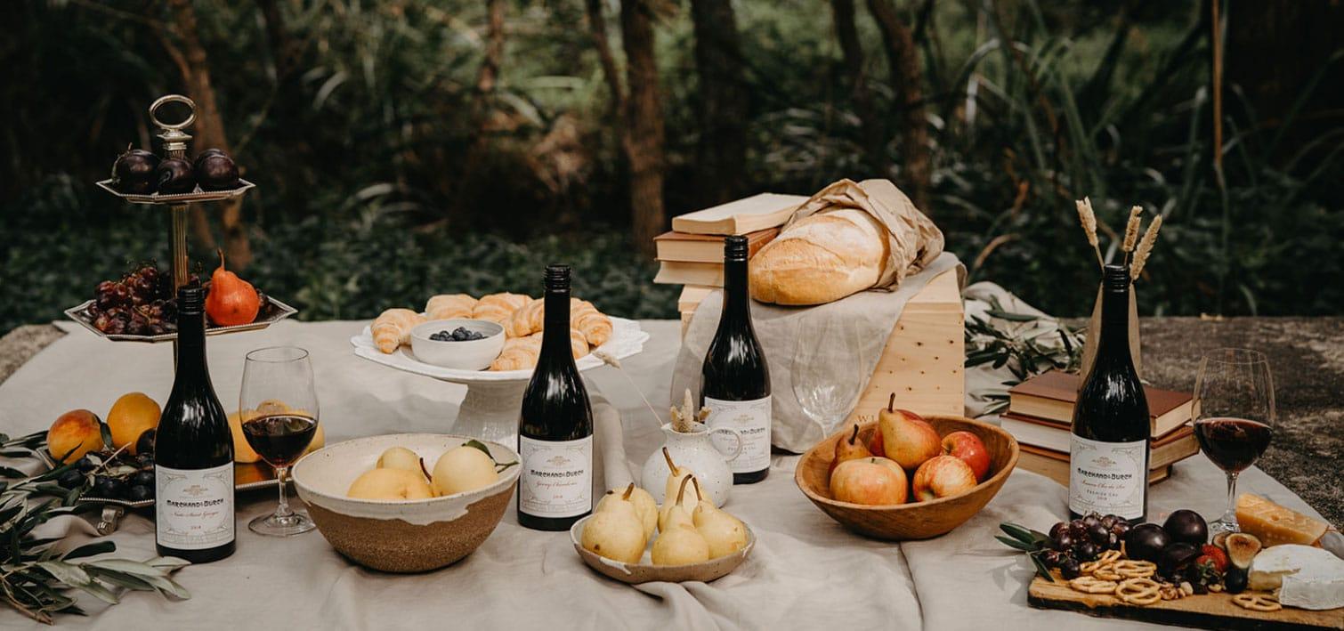 Marchand & Burch Wines Hero Image